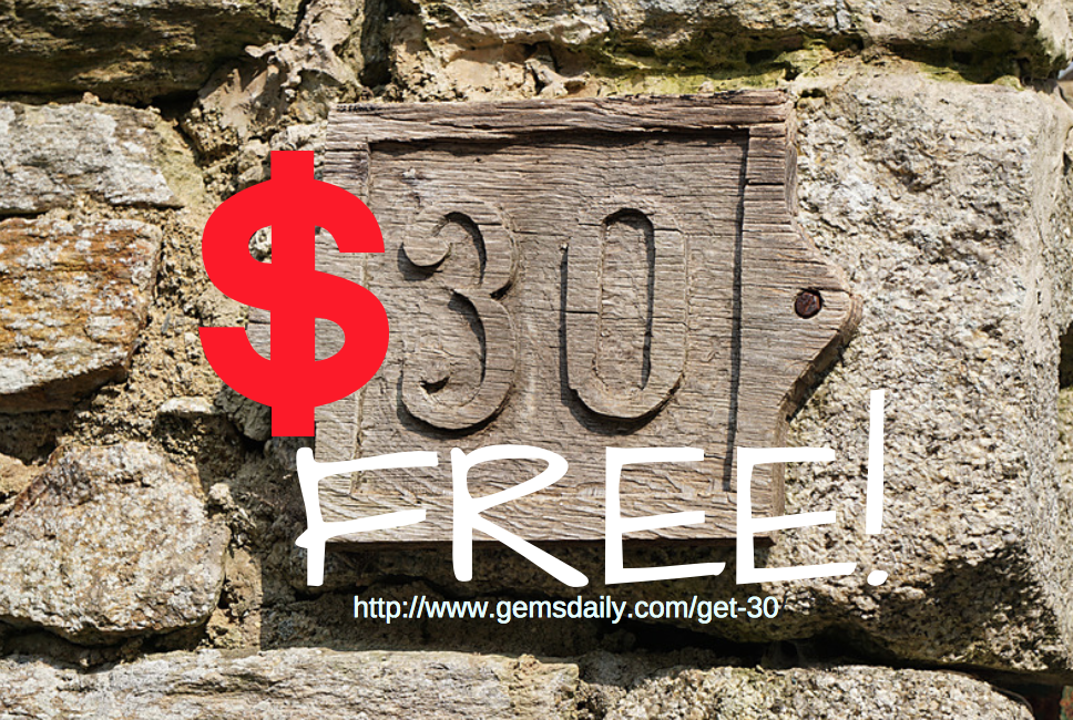 Get $30.00 Free Money!